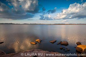 Enjoying the silence - Great Plains State Park, Oklahoma