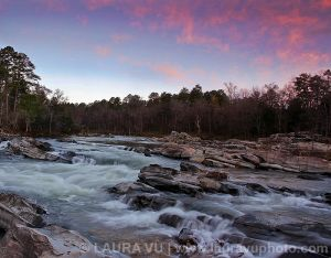 Cossatot Falls - Cossatot River State Park, Arkansas