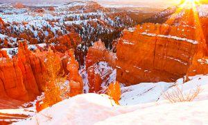 Winter Wonderland - Bryce Canyon National Park, Utah