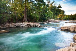 Paradise River - San Marcos River, Texas