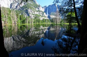 Reflection Lake - Yosemite National Park, California