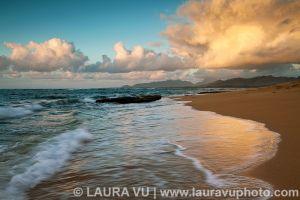 Blue and Gold - Kauai, Hawaii
