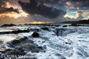 Drama in the Sea - Kauai, Hawaii