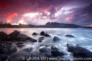 Natures Fury - Kauai, Hawaii